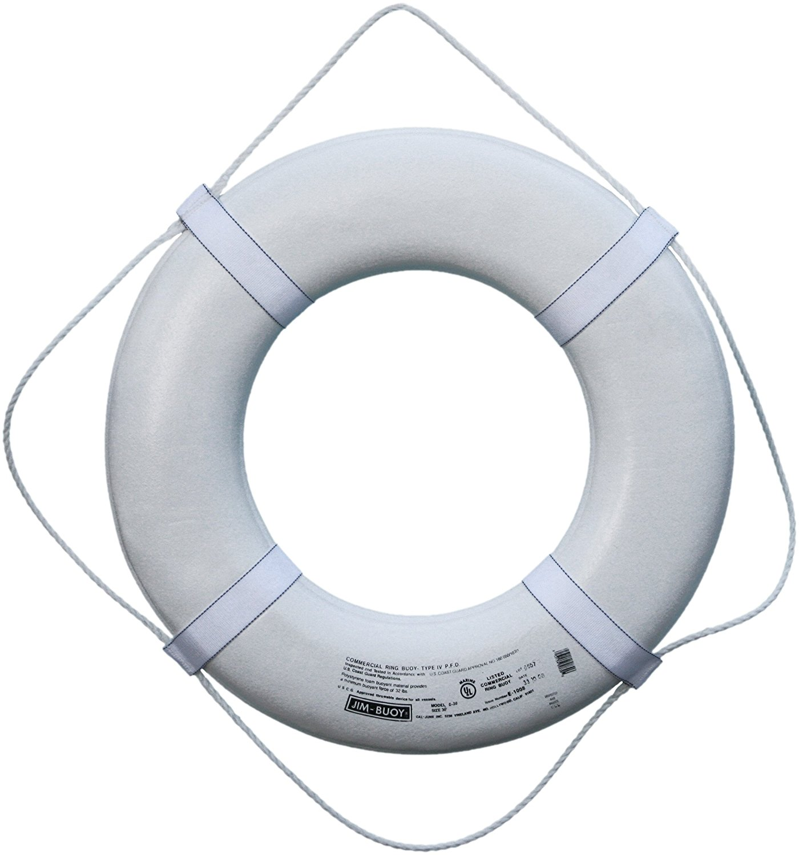 Throw-able life preserver Buoy